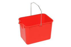 BUCKET SQUEEZE MOP RED