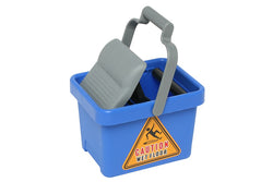 BUCKET HANDY STEP 9 LITRE BLUE