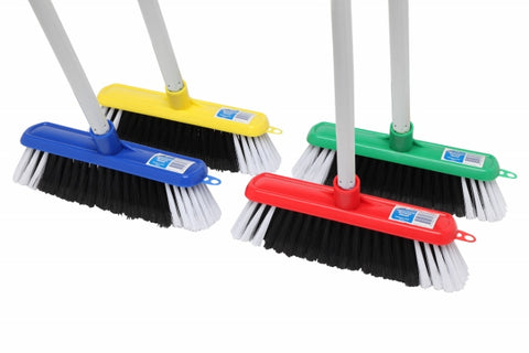 BROOM HOUSEHOLD WITH HANDLE  ED7007