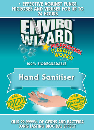 ENZYME WIZARD HAND SANITIZER 750 ml  EW1400
