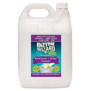 ENZYME WIZARD  BATHROOM AND TOILET CLEANER READY TO USE   5 LITRE  SPECIAL NORMALY $34.00 NOW $28.00