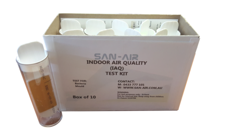 SAN-AIR MOULD AND BACTERIA TEST KIT