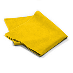 MICROFIBRE CLOTH YELLOW C2002