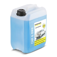 KARCHER CAR AND BIKE SHAMPOO CLEANING AGENT    5 litre
