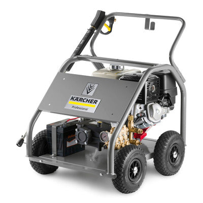 The HD 9/25 Ge petrol pressure washer