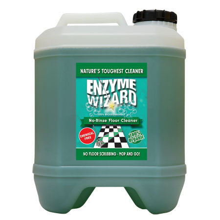 ENZYME WIZARD NO RINSE FLOOR CLEANER 10 LITRE EW1003