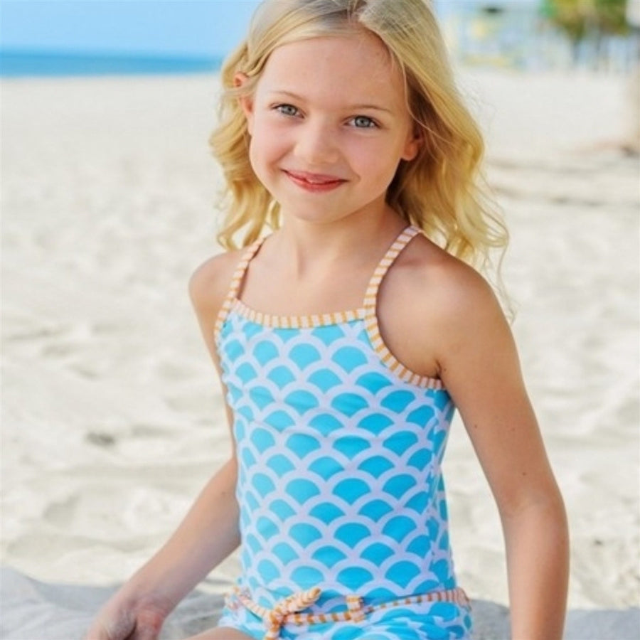 St Barths Girls Tankini by Snapper Rock