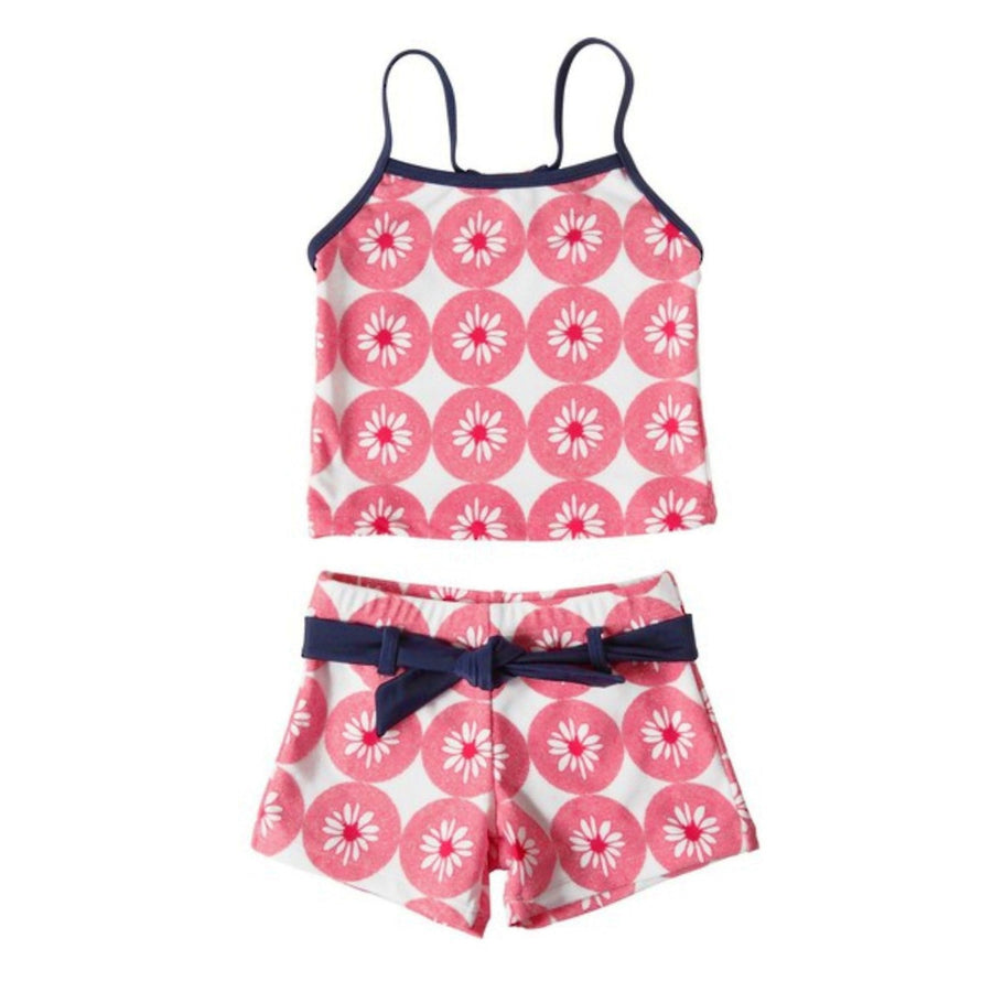St Barths Tankini for Girls by Snapper Rock