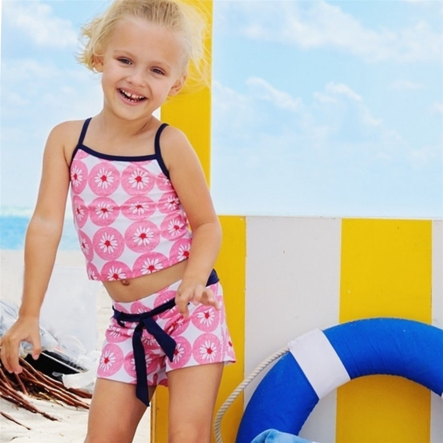 Daisy Tankini,Tankini,SNAPPER ROCK - Snowballs and Sandcastles