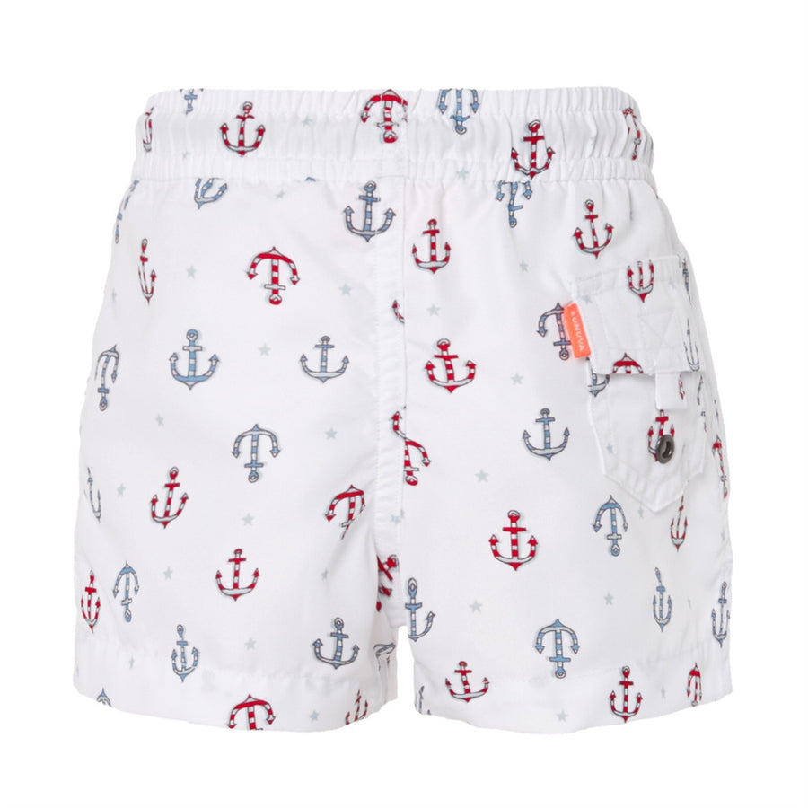 Anchor Swim Shorts,,SUNUVA - Snowballs and Sandcastles