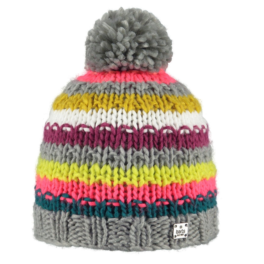 Heather Stripe  Hat,Winter Hat,BARTS - Snowballs and Sandcastles