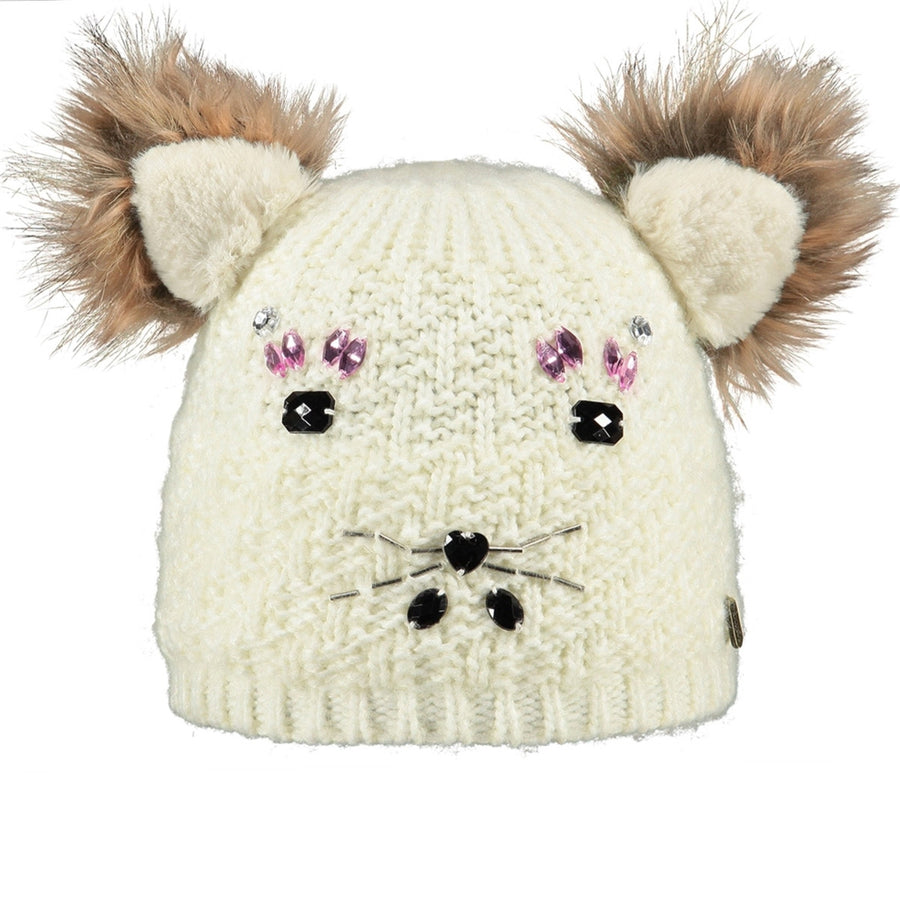 Mouse Beanie Hat,Winter Hat,BARTS - Snowballs and Sandcastles