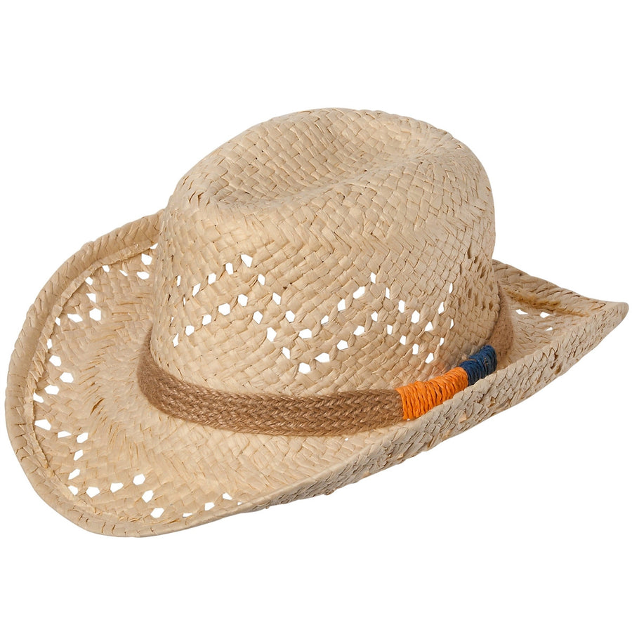 Boys Cowboy straw hat by Snapper Rock