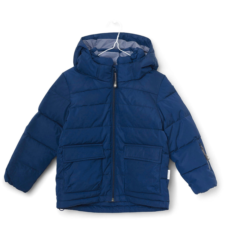 Mini A Ture Ski Jacket | Delvin