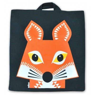 Fox Organic Backpack,Backpack,Coq en Pate - Snowballs and Sandcastles