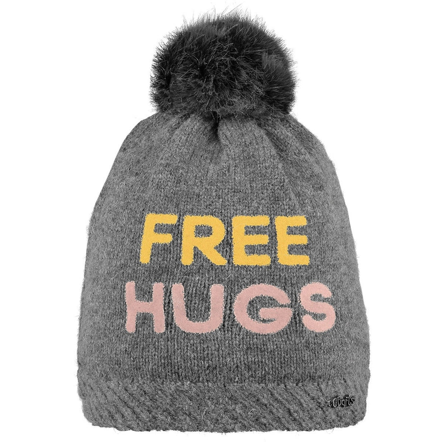Girls Hugs Beanie Hat | By Barts