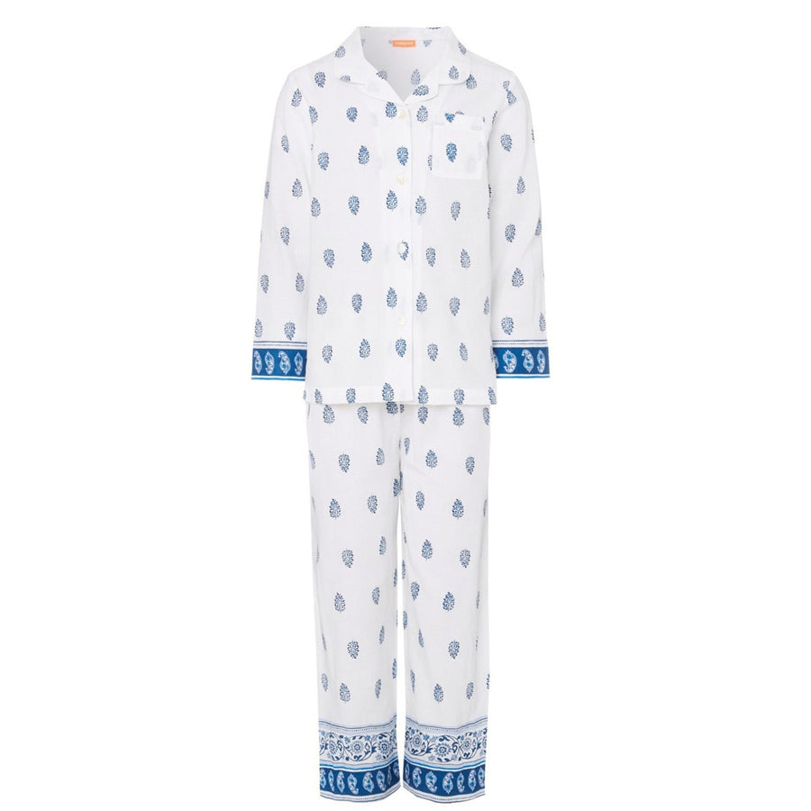 Sunuva girls ikat pyjamas set