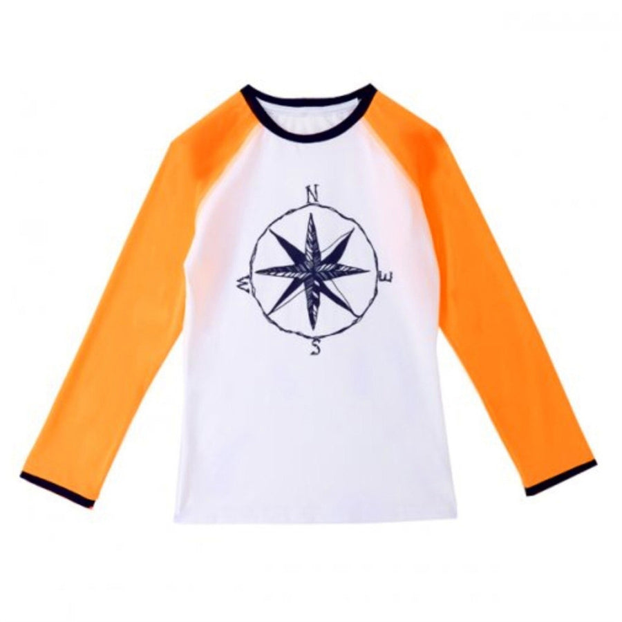 Boys Rash Vest Key West by Heidi Klein