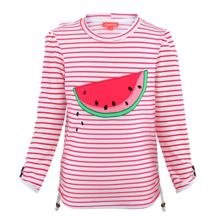 Watermelon Rash Vest,Rash Vest,SUNUVA - Snowballs and Sandcastles