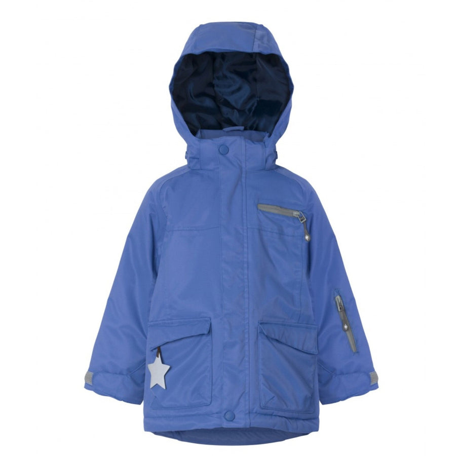 Boys Ski Jacket by Mini A Ture Dutch Blue