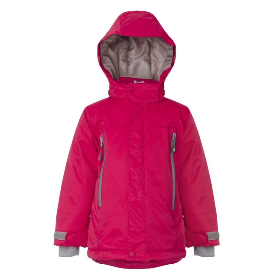 Girls Maja Ski Jacket by Mini A Ture Rasberry Wine : Half Price