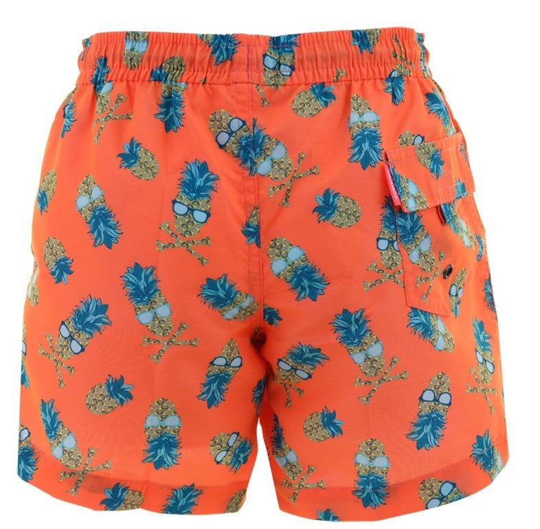 Pineapple Swim Shorts,,SUNUVA - Snowballs and Sandcastles