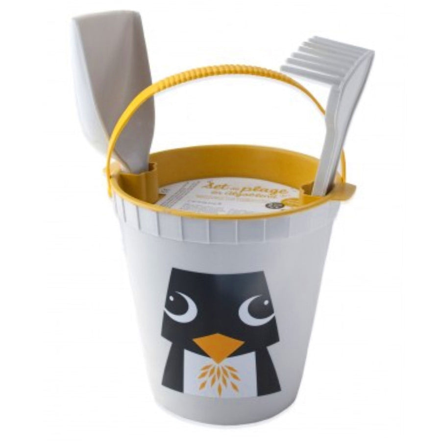 Penguin Eco Friendly Beach Kit by Coq En Pate