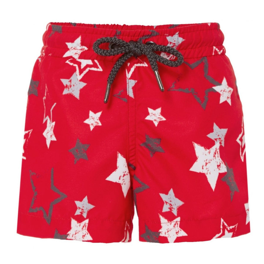 Star Swim Shorts,,SUNUVA - Snowballs and Sandcastles