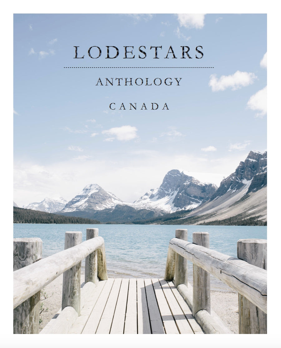 Lodestars Anthology  travel guide to canada