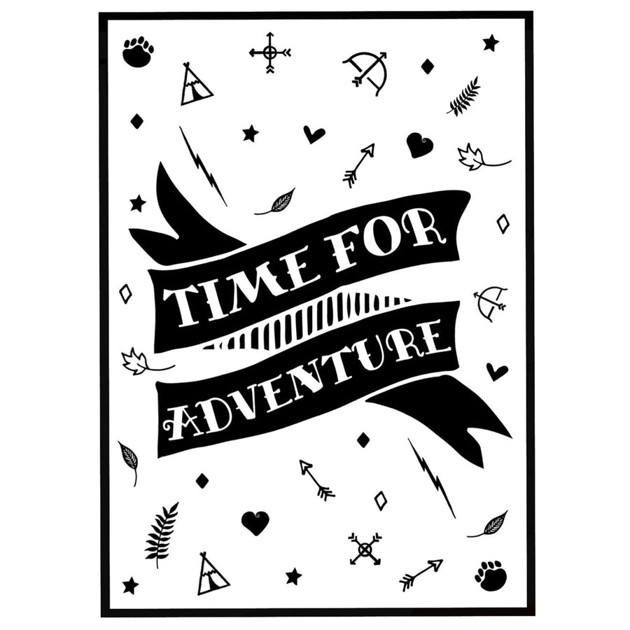 Time for Adventure Print Gift by the Native State