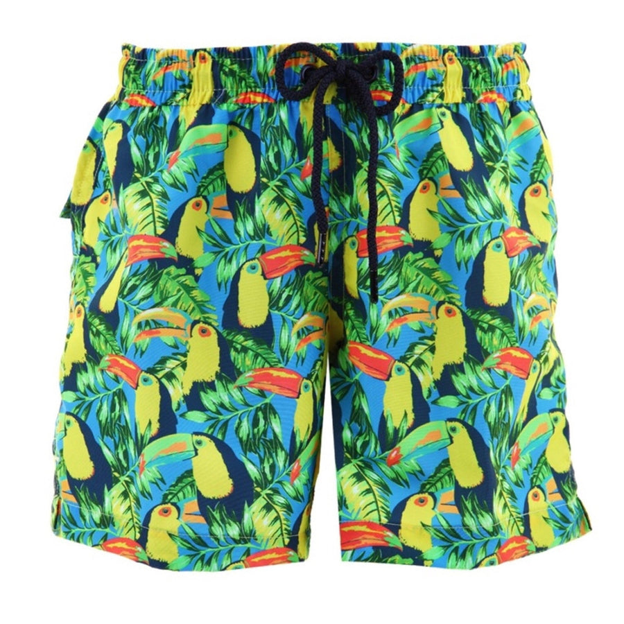 Toucan Swim Shorts,,SUNUVA - Snowballs and Sandcastles
