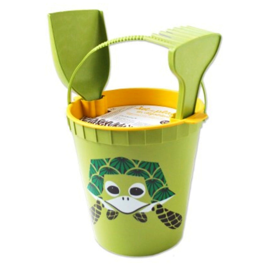 Turtle Eco Friendly Beach Kit by Mibo Coq En Pate