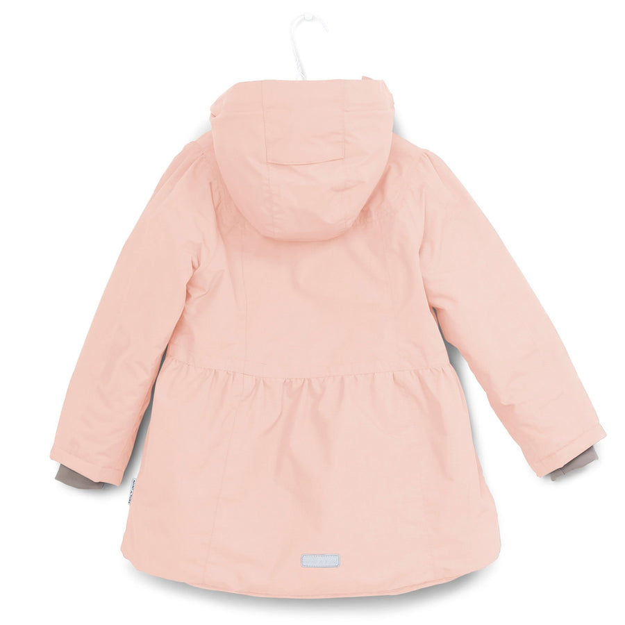 Girls Ski Jacket | Viola in Rose by Miniature
