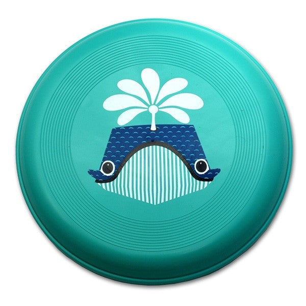Eco Friendly Whale Frisbee by Mibo Coq En Pate