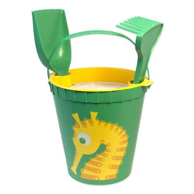 Mibo coq en pate eco friendly beach kit sea horse design