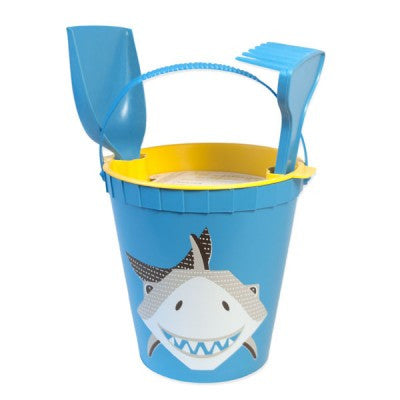 mibo coq en pate eco beach kit with shark design