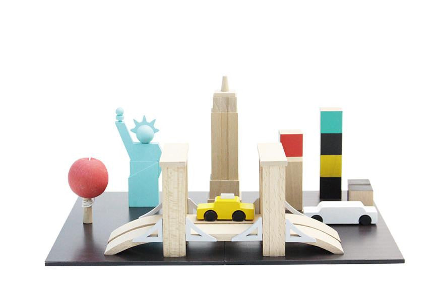 New York Wooden Play Set | Shop Now