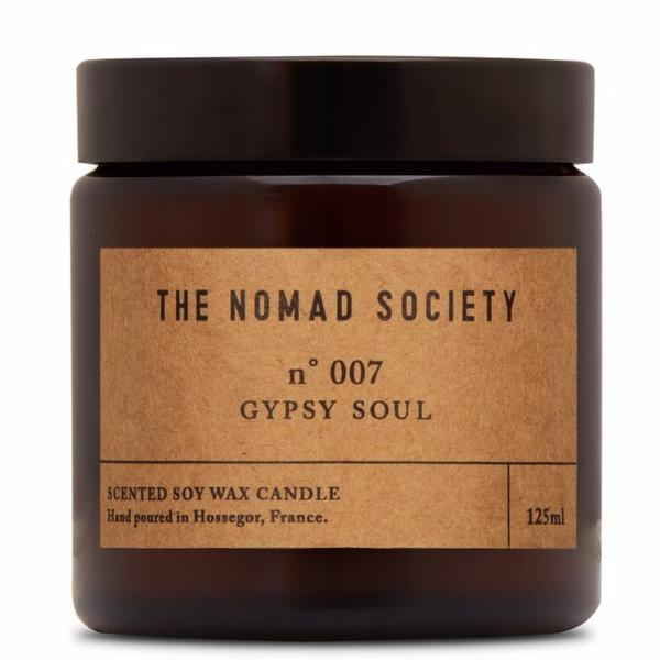 The Nomad Society Gypsy Soul Travel Candle