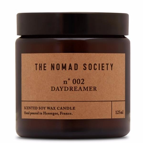 the Noamd Society Daydreamer Travel Candle