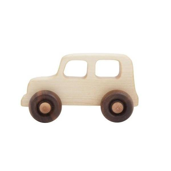 Wooden Off Road Vehicle