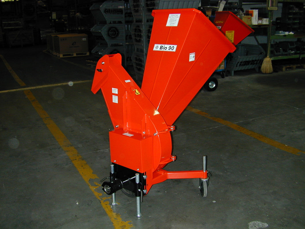 Chippers for Goldoni 2 Wheel Tractors