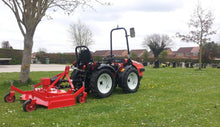 Del Morino Finishing Mowers