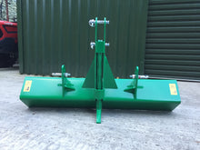 Reversible Grader with Tine