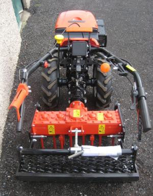 Power Harrows for Goldoni 2 Wheel Tractors