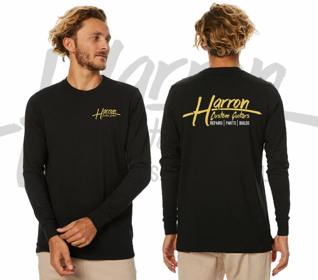 HCG Long-Sleeve Tee (Printed on AScolour)