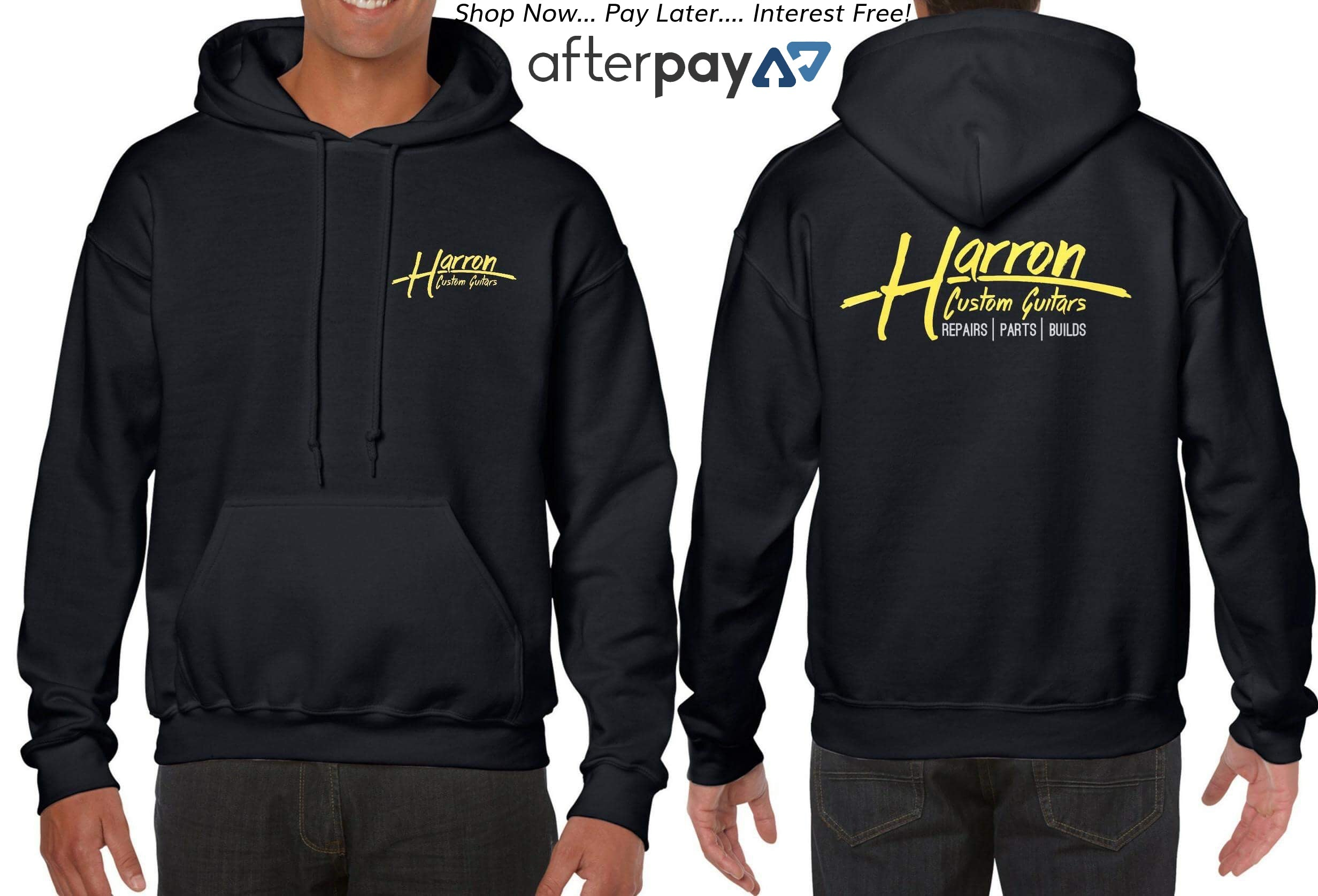 HCG STENCIL Hoodie (Printed on ASColour) *SOLD OUT/Contact Us*