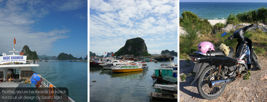 DIY travel Hanoi to Bai Tu Long $30 budget per person: 3 days Quan Lan island, Vietnam