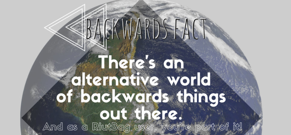 8 Back to Front Facts to Mark #NationalBackwardsDay 2018