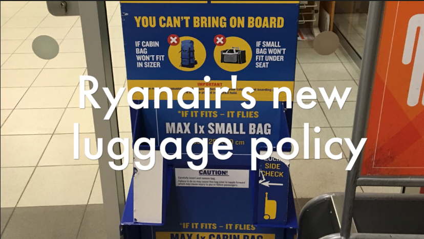 Read before booking your next Ryanair flight