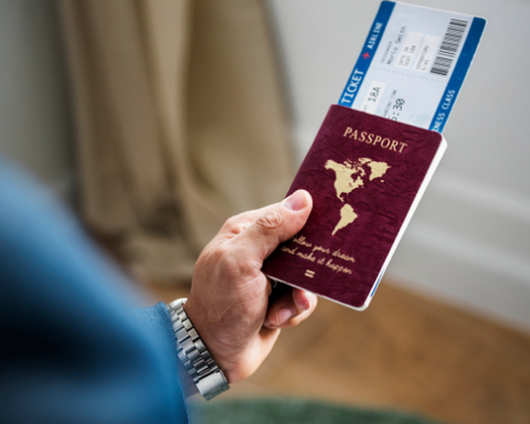 Passport safety whilst travelling